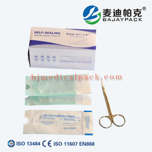 High Stability Self Sealing Sterilization Pouch
