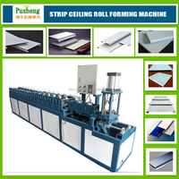 building materials used c purlin roll forming machine