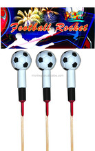 1.4G Consumer Rocket Fireworks/FOOTBALL ROCKET