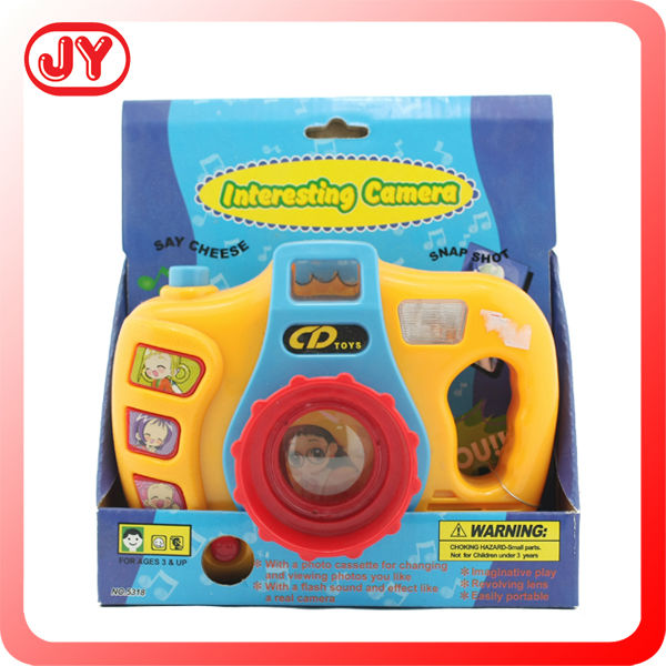 B/O funny kids digital camera lighting with music ABS and EN71