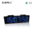 [Ganxin]2019Hot 8'' 6 Digits Waterproof large metal clock Led Racing Timer with Tripod Stand