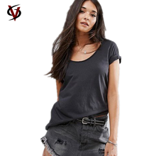 American apparel t shirt,Female high quality t shirt blank,wholesale organic clothing