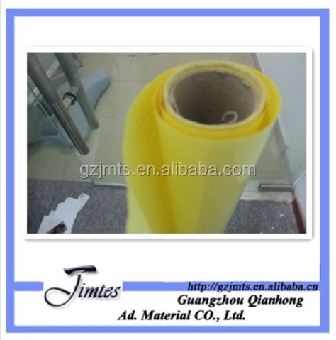 factory sell cold laminating film roll, double side adhesive film