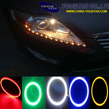 Made In China auto angel eye ring 60/70/80/90/100/110/120/130/140mm led angel eye for all cars