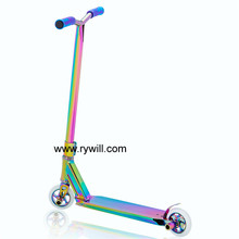 High quality China brand Limit pro scooter rainbow stunt scooter for sale