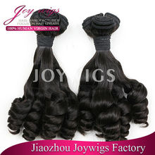 Wholesale factory price raw virgin malaysian human hair