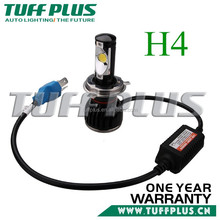 Hot Sell H4 /H13/9004/9007/9006 LED Headlight conversion kit for car