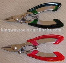 Stainless Steel Fishing Pliers Scissor 130mm