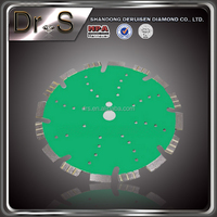 "Supply 3""-32"" Granite diamond cutting saw blade used in stone machine"