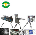 Manual toilet roll paper machine production line price
