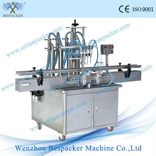 Soybean oil filling machine