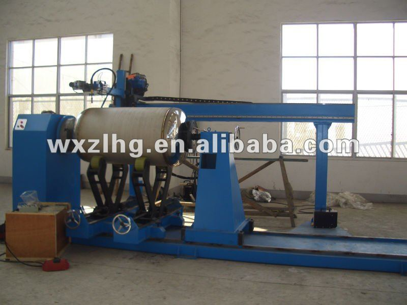 pot special welding machine
