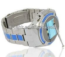 Stainless steel watch mobile phone S760
