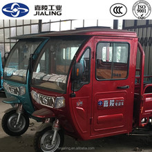 New Innovative 300cc recumbent gas powered adult tricycle