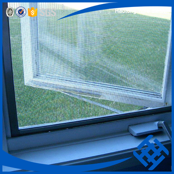 Supplier Anping Stainless Steel Roll Up Window Screen