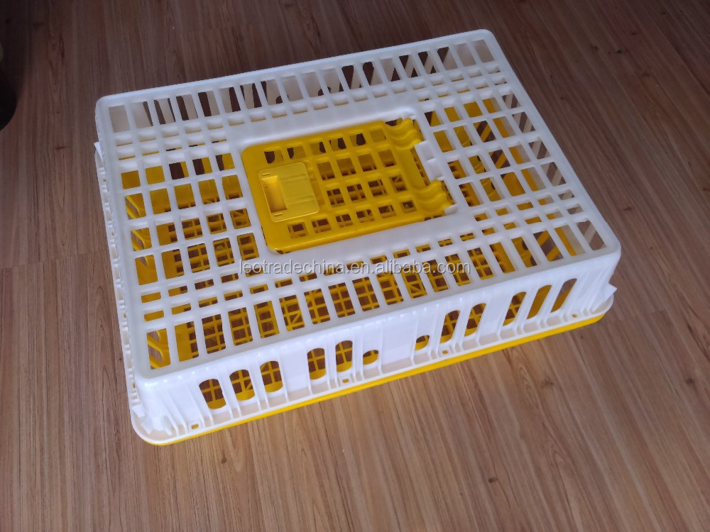 2015 China best selling poultry duck goose chicken transport crate cage