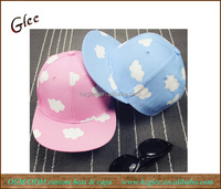 Cute Cloud Snapback Hip Hop Hat Adjustable Baseball Cap