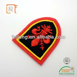 Embroidery Patch Adhesive Factory