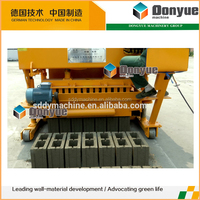The leading products are concrete production line for fully automatic mobile block making machine of very high productivity