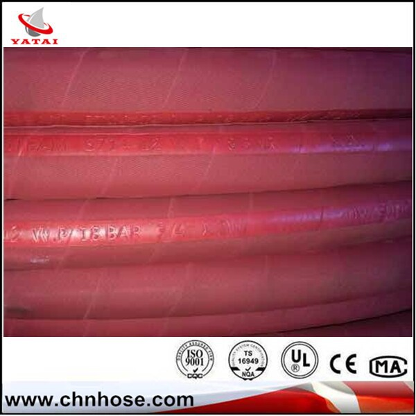 best selling for machinery nonflammable hose
