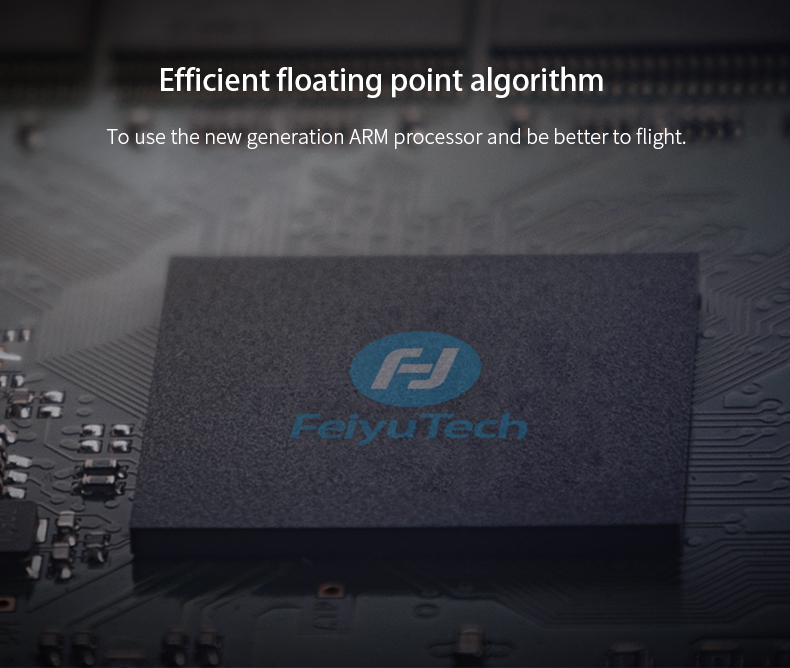 FeiyuTech FY-51AP Flight Controller For Fixed Wing aerial photography Uav Drone Rc Plane FPV Hot Sale