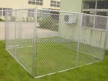 Hot sale chain link Dog Kennels indoor and outdoor