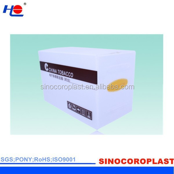 PP Corrugated Shipping Packaging Box