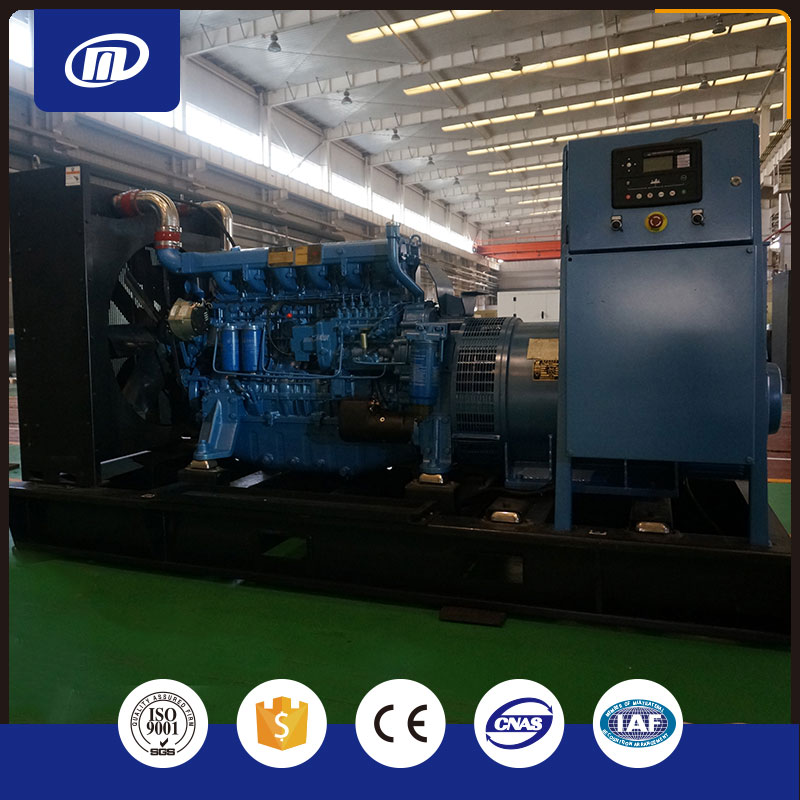 competition price weifang high power range motor generator 220v
