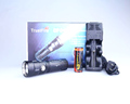 TrustFire DF-011 1xCREE XP-L V6 800 Lumens 3-Mode LED Diving Flashlight +1x 26650 Battery+1x TR-005 Charger
