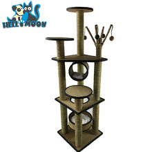 Outdoor Cheap Cat Tree House