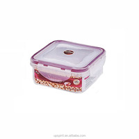 Mini Capacity 0.4L Air Proof Microwave Safe Food Grade Plastic Small Waterproof Plastic Boxes