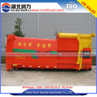 Movable Refuse Compactor Station 5cbm To
