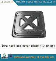 Benz actros truck mp2 tool box cover 9437500402 9437500502