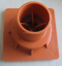 OSHA Plastic Rebar Safety Cap For Concrete Construction