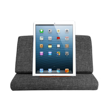 iPad Pillow Tablet Stand Sofa Book Rest Support with pocket
