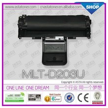 Remanufactured MLT D203 toner cartridge