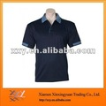 Cheap Black Family Polo T-shirt 100% Pique Cotton
