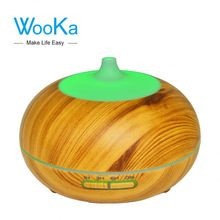 New design aroma wooden balls promotional high quality perfume atomiser