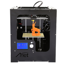 2017 Newest Anet Prusa i3 Desktop 3D Printer DIY Large CNC 3D Printer Free Shipping for Sale with LCD Screen