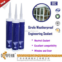 Girafe 982 High Quality Silicone Adhesive For Metal