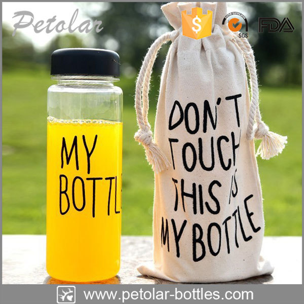 best selling products plastic custom korea my bottle 500ml with bag