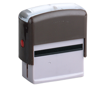 2015 popular self inking office rubber stamp