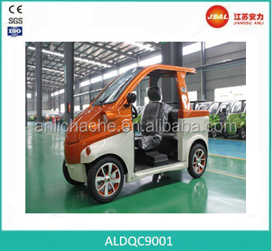 2016 New Design Mini Electric Cars with CE/EEC