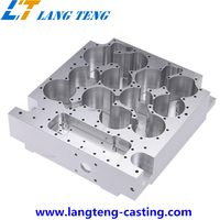 Excellent metal machining ,cnc machining aluminium custom 5 axis cnc machining