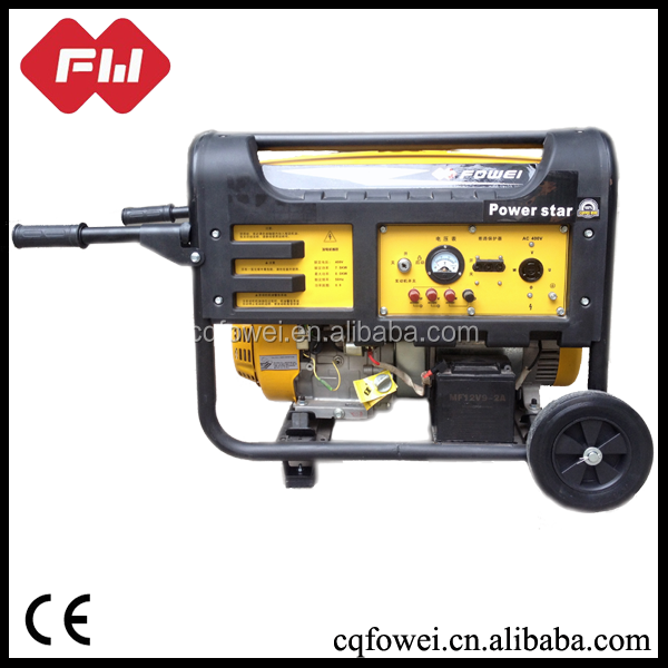 ac3 Phase portable electric gasoline generator
