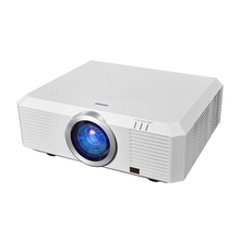 "10000 Lumens Full HD 1920*1200P WUXGA 3LCD Projector with 500"" Building Projecting Image Projector by Salange"