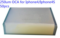 High Quality OCA dry glue for iphone 4, 4s, for Samsung and etc.