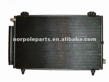 Automotive Air Condenser for TOYOTA Corolla / Altis (Middle East)