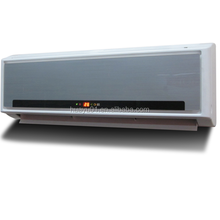 DC inverter wall mounted split type air conditions/popular LED lamp display