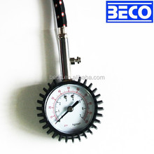 bourdon tube type air pressure gauge ISO9001:2008, CE certificates
